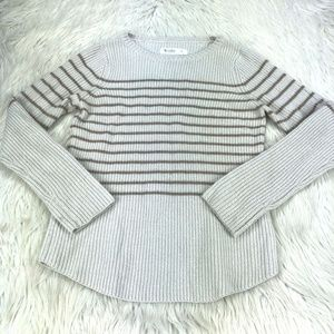 Carve Designs Striped Pull Over Sweater